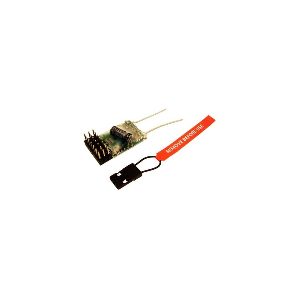 OrangeRx Spektrum DSM2 Compatible 4Ch 2 4Ghz Receiver on PopScreen