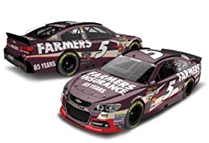 Buy 2013 Kasey Kahne #5 Farmers Insurance 85th Anniversary 1 64 Diecast Kids Hardtop Action Collectables by Action