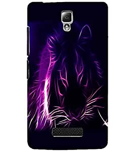 LENOVO A2010 LION Back Cover by PRINTSWAG