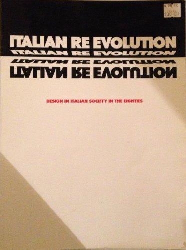 Title: Italian re evolution Design in Italian society in