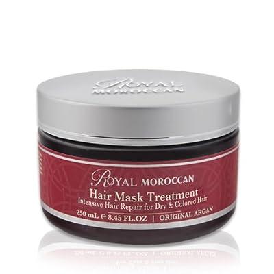 Royal Moroccan Orginal Argan Hair Mask Treatment 250ml / 8.45 fl.oz.