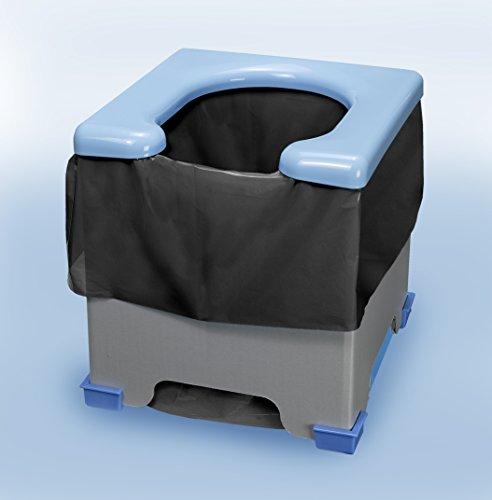サンコー 防災用 簡易トイレ 排泄処理袋 凝固剤付
