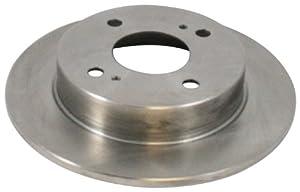 Dura International BR31046 Rear Solid Disc Brake Rotor