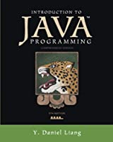 Introduction to Java Programming, Comprehensive Version, 9th Edition Front Cover