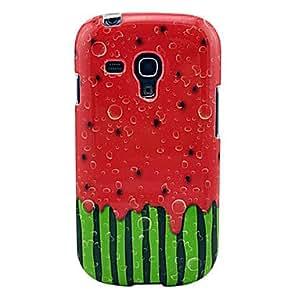 Watermelon Gen TPU Imd Case for Samsung Galaxy S3 Mini I8190
