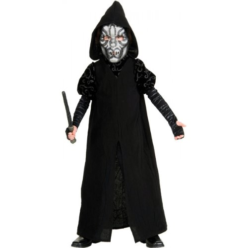 Harry Potter Deluxe Child Death Eater Costume