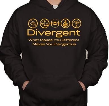 Movie Merch Monday: Divergent Hoodie goodness!