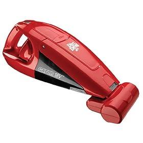 Dirt Devil BD10175 Gator Energy-Star 18-Volt Cordless Handheld Vacuum Cleaner with Detachable Brushroll