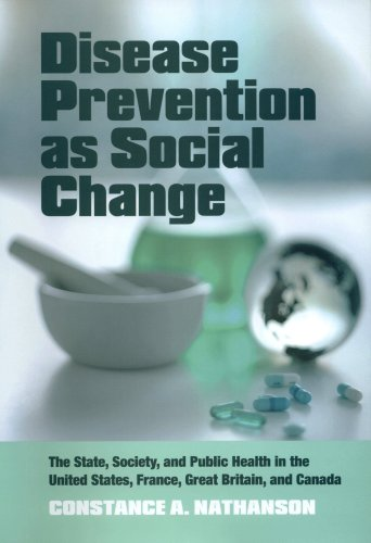 Disease Prevention As Social Change 0871546450
