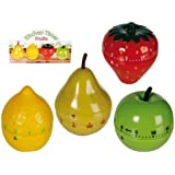 Pear Shaped Novelty Kitchen/ Egg Timer - A Great Addition to Any Kitchen - Makes a Ideal Gift for the Cooking Enthusiast