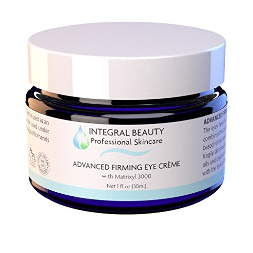 Best Anti Aging Eye Cream Gives You Younger Looking Eyes, Minimizes Fine Lines & Wrinkles, Reduces Dark Circles & Repairs Puffiness And Tired Eyes. Advanced Formula Containing Natural Peptides Of Matrixyl 3000 & Tripeptide-5 Plus Ocean Based Retinol. Firm