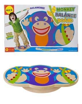Monkey Balance Board