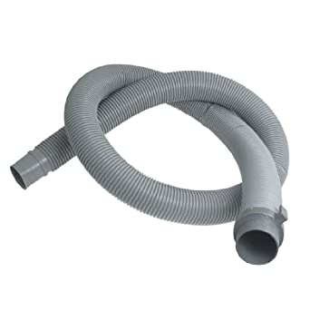 Front Load Washer Washing Machine Outlet Drain Hose Pipe 1.2M