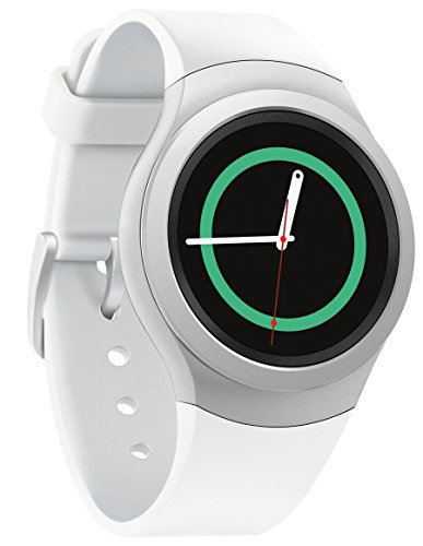 Samsung Gear S2 Smartwatch for Most Android Phones - Silver