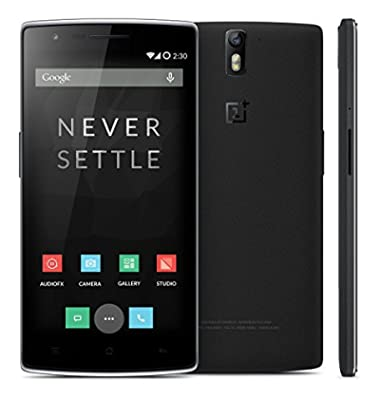 OnePlus One (Sandstone Black, 64GB)