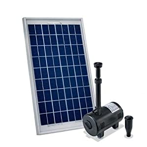 Esotec SXW SolarTeichpumpenset, Größe 3  GartenKundenbewertung und weitere Informationen