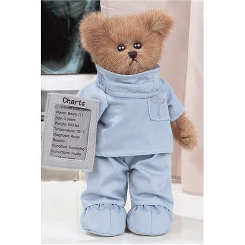 Dr Teddy -Bearington - Buy Dr Teddy -Bearington - Purchase Dr Teddy -Bearington (Bearington Bears, Toys & Games,Categories,Stuffed Animals & Toys,Teddy Bears)