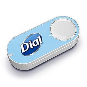 Dial Dash Button by Amazon
