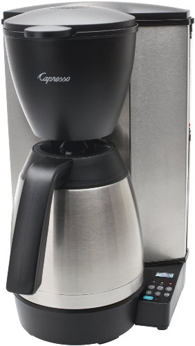 Capresso MT600 Plus REFURBISHED 10-Cup Programmable