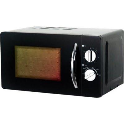 Haier HIL2001MBPH 20-Litre Solo Microwave Oven (Black)