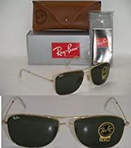 c3d2479f27 Buy RAY BAN 3477 RB 3477 001 59MM HIGHSTREET GOLD FRAME WITH GREEN G-15 XLT  LENSES