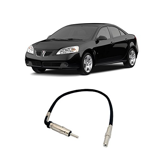 Pontiac G6 2009 Factory Stereo to Aftermarket Radio Antenna Adapter Plug (Pontiac G6 Radio Antenna compare prices)