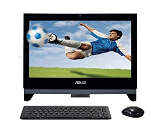 ASUS Eee Top ET2400XVT-B011E 23.6-Inch 3D Touchscreen All-In-One Desktop PC (Black)