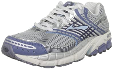 Brooks Women's Ariel Running Shoe,Cashmere Blue/Infinity/Silver Faded Denim,6 W US