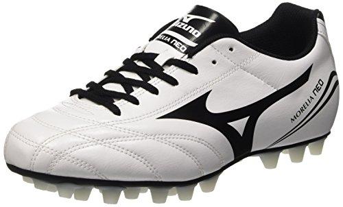 Mizuno Morelia Neo Cl 24 Scarpe da Calcio Competizione, Uomo, Bianco (White/Black), 46