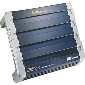 Kole Audio TRAX2-800-Watt Two-Channel MOSFET Power Amplifier