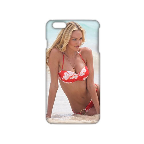 Candice Swanepoel Bikini 3D Phone Case for iPhone 6
