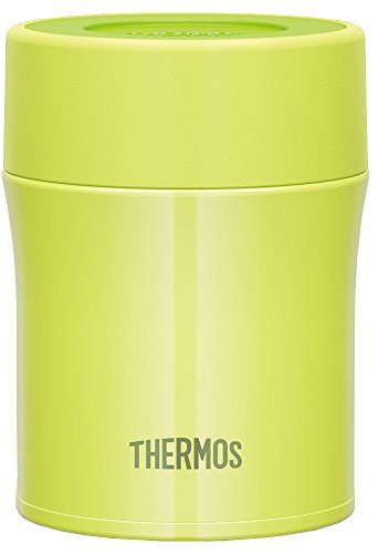 THERMOS vacuum insulated food container 0.5 L Green JBM-500 G