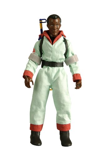 Picture of Mattel Retro-Action Ghostbusters Winston Zeddemore Collector Figure (B003ZX7HCS) (Mattel Action Figures)