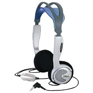 Koss KTXPRO1 Titanium Portable Headphones with Volume Control