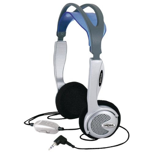Koss-KTXPRO1-Titanium-Portable-Headphones-with-Volume-Control