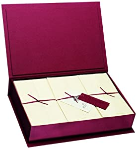 rossler 1053618204 letter writing paper box set a4 100 With letter writing set amazon
