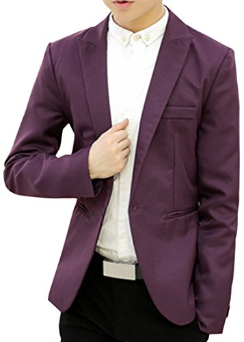 LTYY  (Purple Suit Mens)