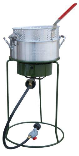 Sportsman Series Sbcook Single Basket Outdoor Cooker And