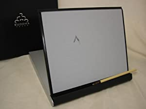Buddha Board Easel, Black Laptop