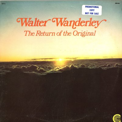 Return Of The Original by Walter Wanderley