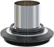 Comprar Bresser 5942060 - Adaptador de cámara de fotos para microscopio (23 mm)