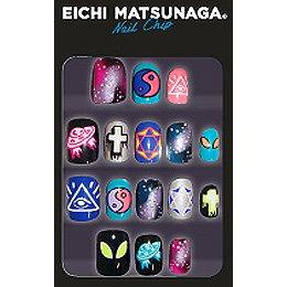 ウイングビート EICHI MATSUNAGA ネイルチップ Nー006