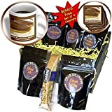 Susan Brown Designs Dessert Themes - Chocolate Éclair - Coffee Gift Baskets - Coffee Gift Basket