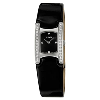 Ebel Women's 9057A28-561035406 Beluga Manchette Diamond Watch