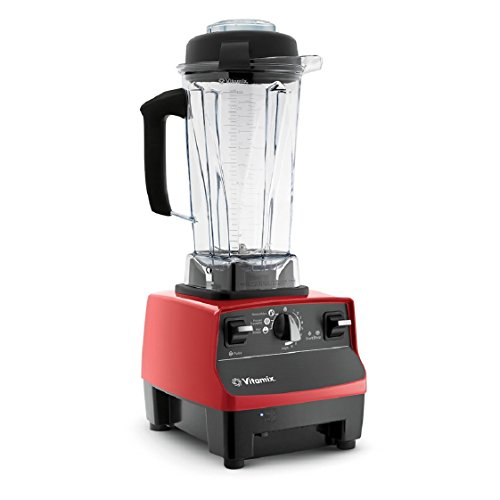 Vitamix Standard Programs Blender, Red (Certified Refurbished)