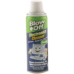 Max Pro Ec-222-222 Blow Off(R) Foaming Electronics Cleaner