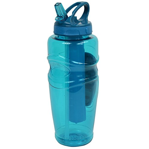 Cool Gear Solstice Bottle, 32 oz, Blue (Cool Gears compare prices)