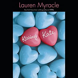 Kissing Kate | [Lauren Myracle]