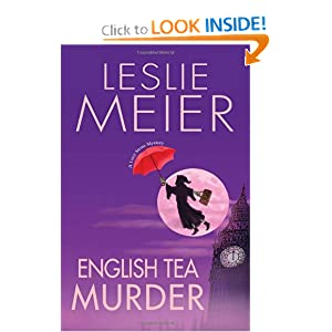 Downloads English Tea Murder (Lucy Stone Mysteries): Leslie Meier