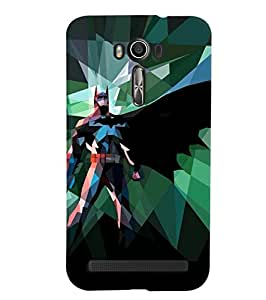 Citydreamz Back Cover for Asus Zenfone 2 Laser ZE550KL